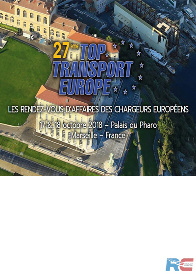 27ème Edition du Top Transport Europe