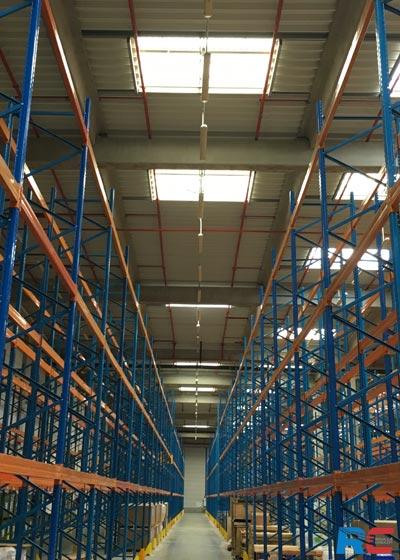 Notre entrepôt logistique XXL entre Montpellier et Nîmes