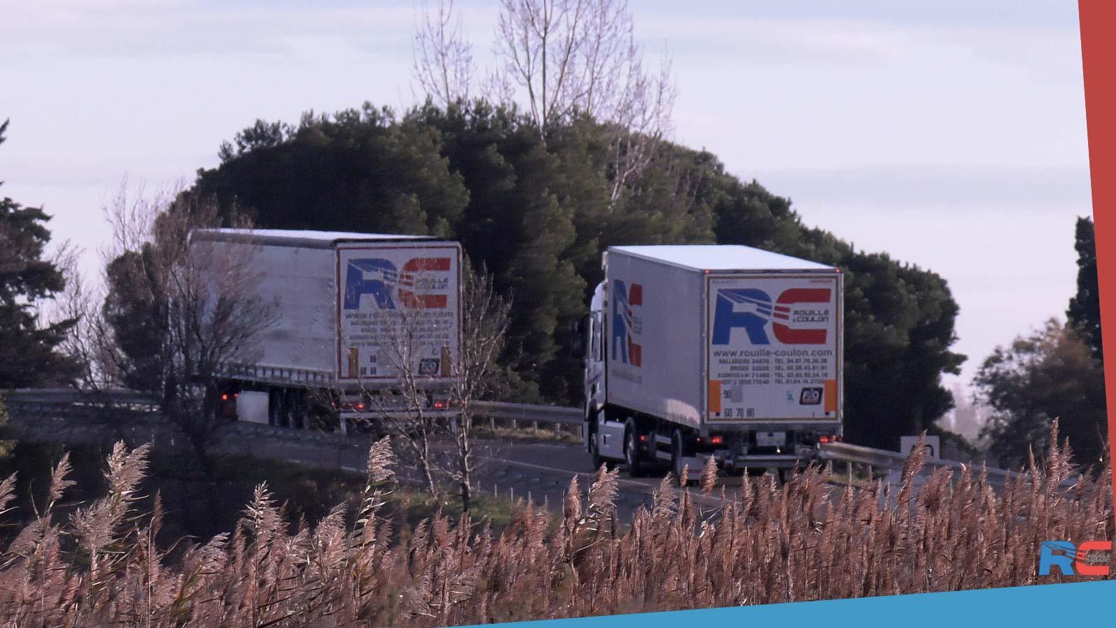 Nous recrutons 2 chauffeurs SPL sur Toulouse