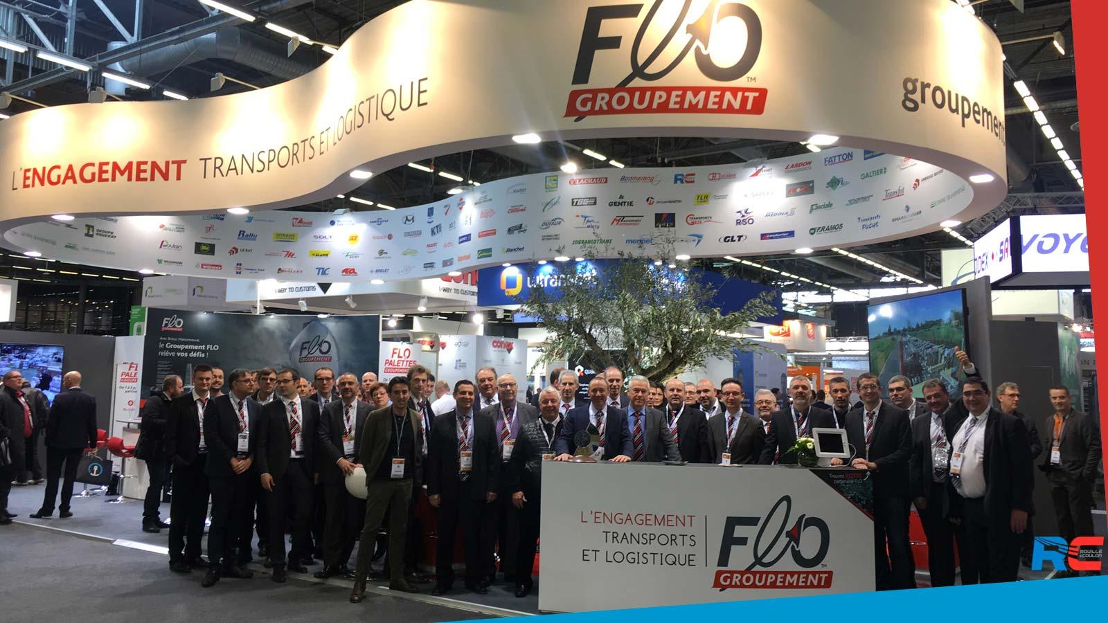 Groupement FLO: l'engagement Transport et Logistique